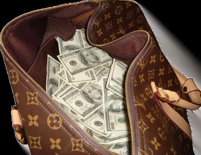 geanta bani