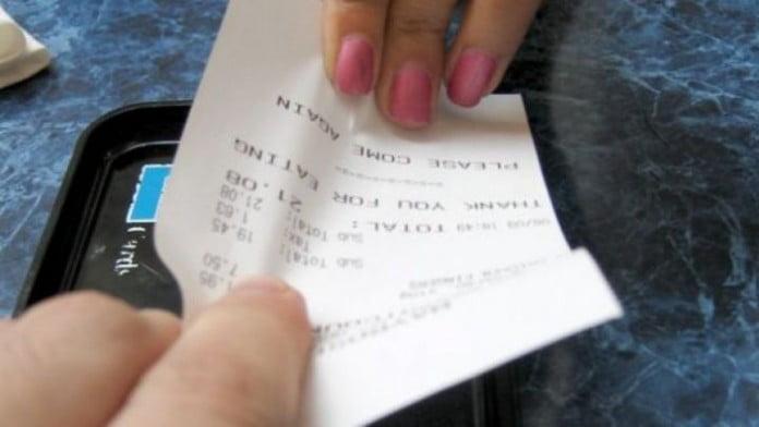 bon fiscal bilet loto