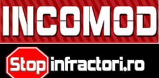 incomod stop infractori