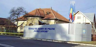 scoala politie