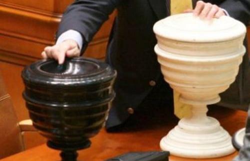 vot urne senat