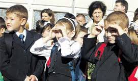 copii elevi