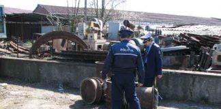 politia fier vechi