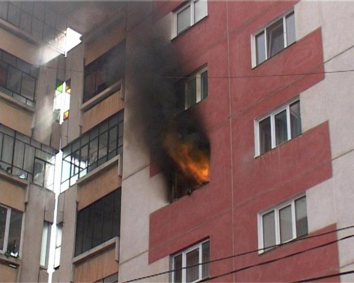 apartament foc