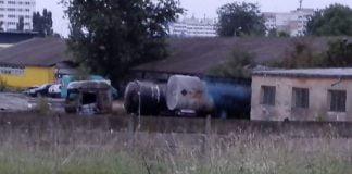 cisterne arse