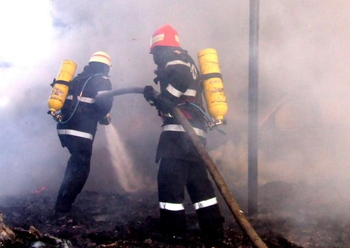 incendiu la spitalul jude ean din baia mare 231830 1