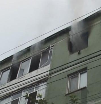 incendiu apartament1