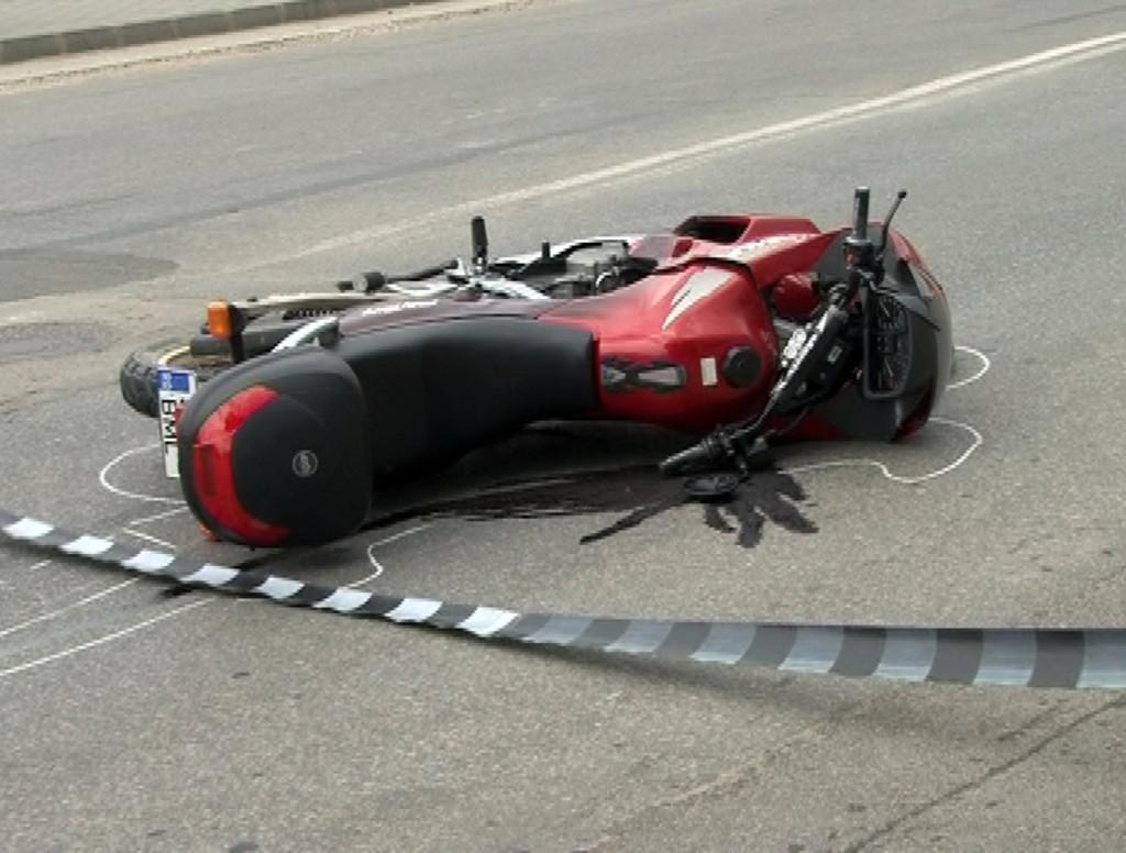 UPDATE: Cum s-a produs accidentul în care un motociclist a decedat în Prahova
