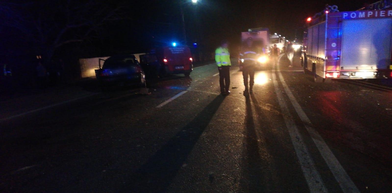 Pieton beat criță, lovit de o mașină condusă de un bărbat care nu avea permis