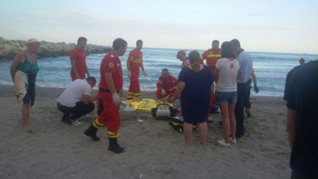 Tragedii pe litoral. Trei oameni au fost scoși morți din apă, într-o singură zi