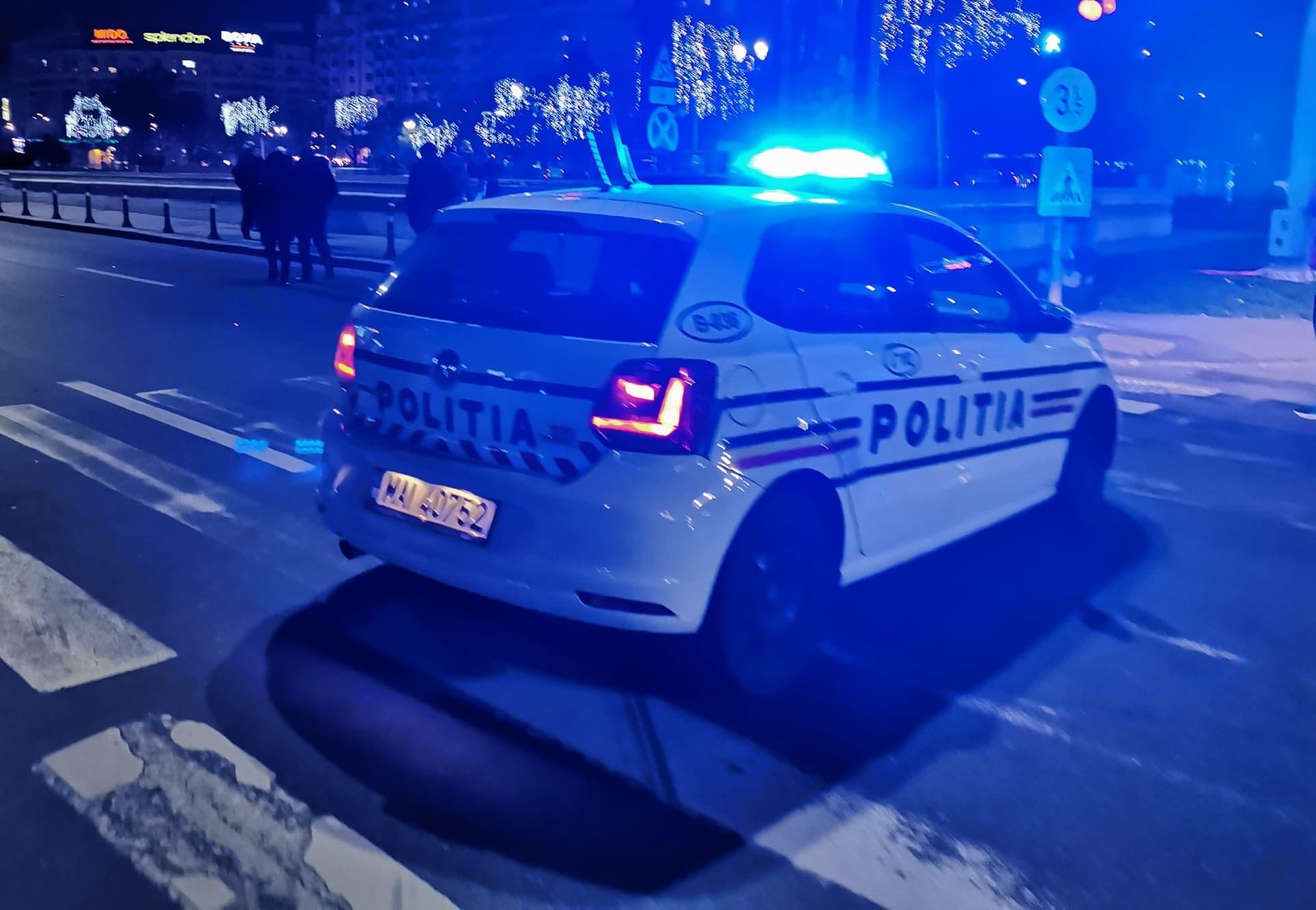Anchetă în cazul unui tânăr agresiv, mort la scurt timp după ce a fost imobilizat de polițiști