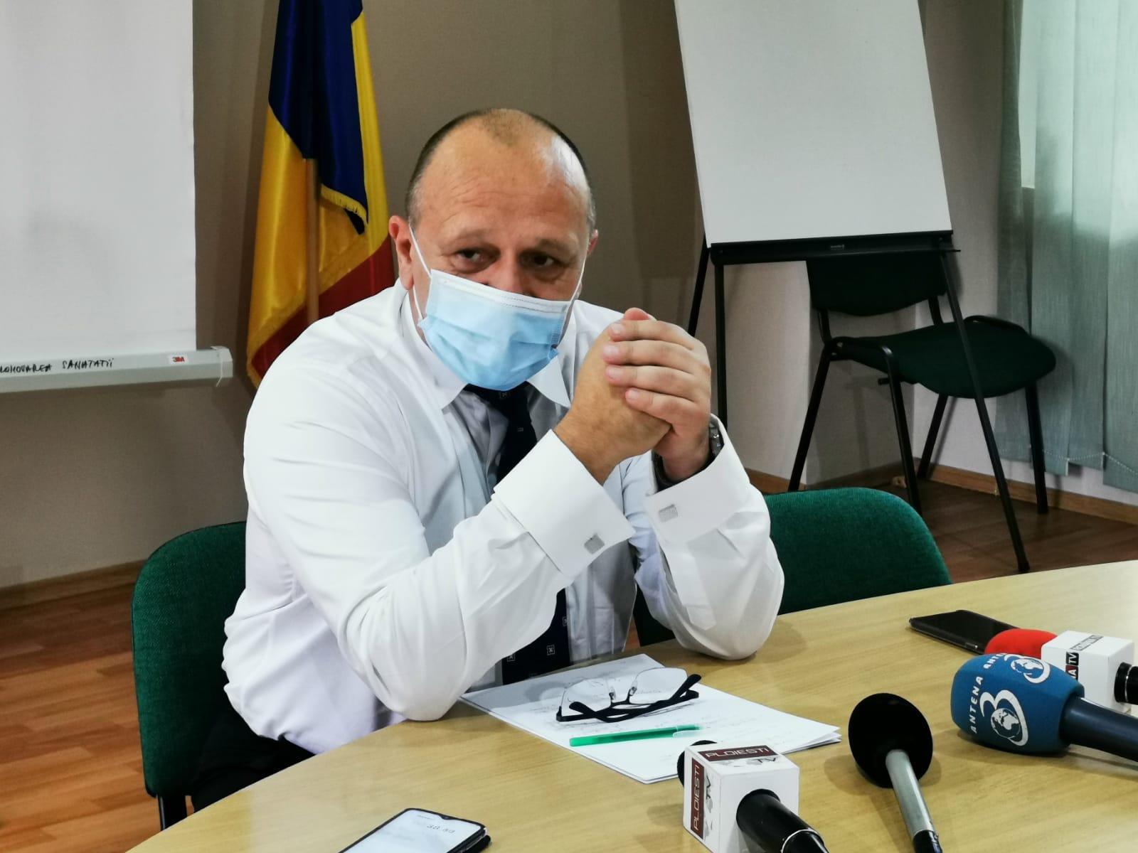 VIDEO LIVE: Un nou focar COVID-19 în Prahova! 38 de pacienți infectați la un centru de dializă din Ploiești